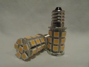 LED Päronlampa E14 10-30 volt 3,7 watt
