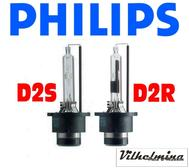 Philips original D2S D2R xenonlampa 2 pack