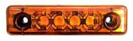 Positionsljus Led 4 SMT Orange