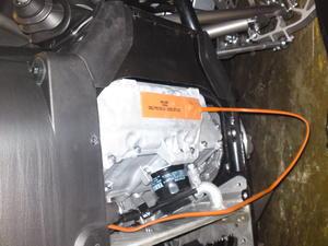 Motorvärmare Type 1,  60 watt / 230 volt